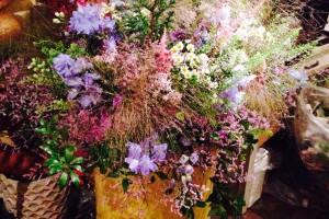 展示会装花